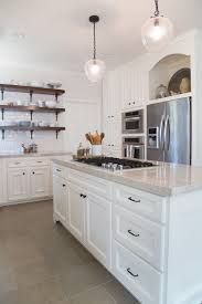 Farmhouse Kitchen Lighting by Before U0026 After A Dark Dismal Kitchen Is Made Light And Bright