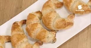 recette de croissant au poulet by fares djidi samira tv algérie