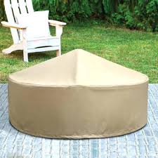 fire table cover rectangle fire pit rectangular fire pit cover fire sense rectangle fire pit