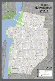 Citibike Map Map Final Locations For Astoria U0027s Citi Bike Stations Revealed