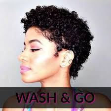 wash and go hairstyles short hairstyles what to rock after you do the big chop