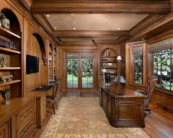 Wood Home Office Furniture Wood Office Home Design Ideas And Pictures