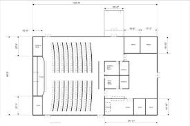 small church floor plans floor plans for small church decohome