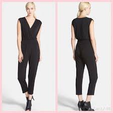 new years jumpsuit 74 bailey 44 new years jitterbug jumpsuit black