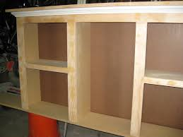 epic unfinished bookcases with doors 42 in horizontal bookcase