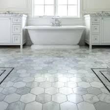 light grey hexagon tile marble hexagon floor tile tiles with light grey grout dark carrara