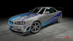 nissan r34 fast and furious fast and furious in house 2001 vs 2013 movie hq by gt4tube on
