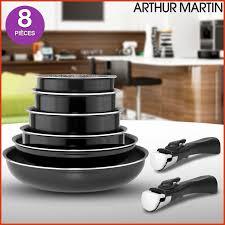 arthur martin cuisine batterie de cuisine arthur martin avis unique trend corner le shop