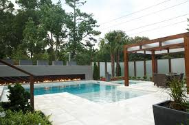 Hardscape Designs For Backyards - lap pools for narrow yards landscaping ideas and hardscape