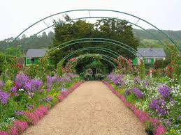 planning a flower garden this 2x8 foot bed along a garden