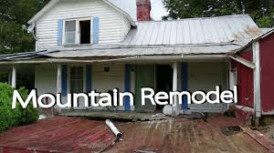 new show about a kid who remodels houses mountain remodel