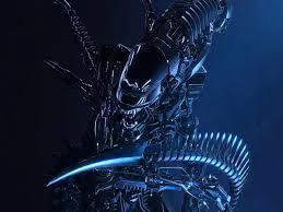 my free wallpapers fantasy wallpaper cyber alien