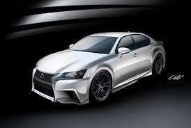 lexus gs350 f sport custom 2011 lexus project gs f sport by five conceptcarz com
