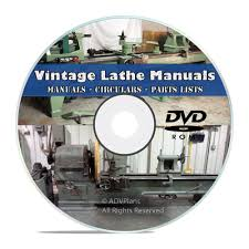 350 lathe owners manuals instructions parts list american tool