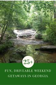 25 awesome drivable weekend getaways in ga video