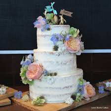 3 Tier Wedding Cake Wedding Cake Gallery Love Rosie