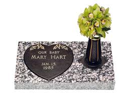 Cemetery Vases Bronze Infant Bronze Grave Markers Lovemarkers Com
