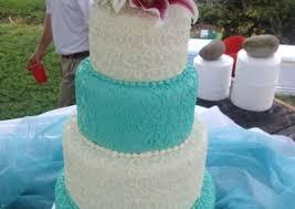 turquoise wedding wedding cakes cakes so simple
