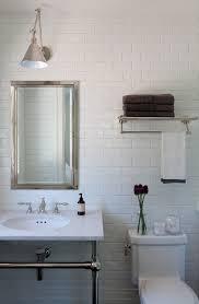 bathroom cabinet towel rack with contemporary washstand bathroom