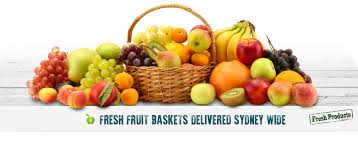 fruits baskets fresh fruits vegetables basket and hers sydney wide delivery