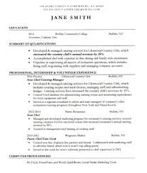 catering resume sample cover letter culinary resume sample sample culinary resume cover letter culinary arts resumes templateculinary resume sample large size