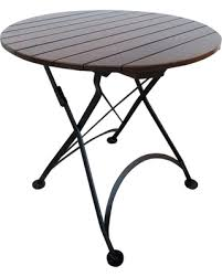 metal folding table outdoor summer shopping special outdoor furniture designhouse french cafe