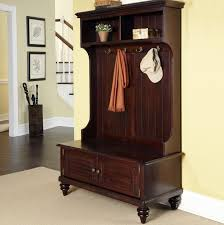 furniture linon hall tree storage bench for home furniture ideas