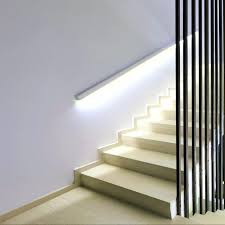 indoor stair lighting ideas stair lighting ideas designs basement staircases with led lighting