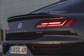 volkswagen arteon rear 2019 volkswagen arteon review release date features engine and