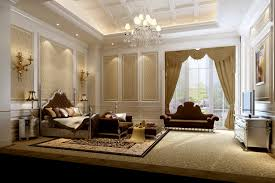 luxurious bedrooms home design