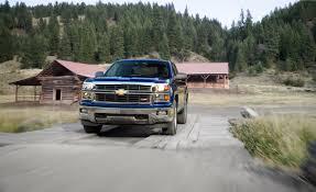 Classic Chevrolet 4x4 Trucks - 2014 chevrolet silverado 1500 5 3l 4x4 crew cab test u2013 review