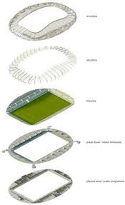 world of stadiums architecture illustration passion for