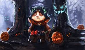 league of legends halloween skins happy halloween by dragonflamebg on deviantart