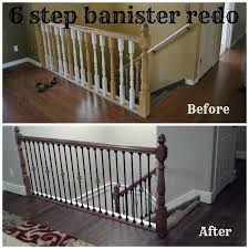 Railing Banister Best 25 Banister Remodel Ideas On Pinterest Staircase Remodel