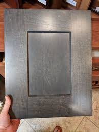 what color to stain maple cabinets earl grey stain on a maple cabinet stained kitchen