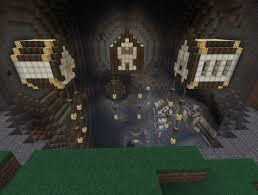 minecraft halloween city an underground city no name yet minecraft project