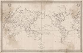 World Map Prints by Mappe Monde Perouse 1788 World Map Majesty Maps U0026 Prints