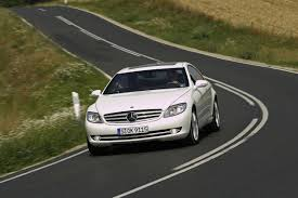 mercedes benz cl coupe review 2007 2014 parkers