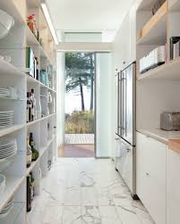 Kitchen Butlers Pantry Ideas by Kitchen Design Marble Flooring Contemporary Cabinet Stunning