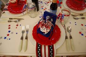 big lots open on thanksgiving a patriotic celebration table setting