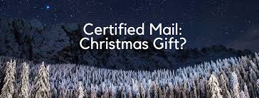 mail order christmas gifts lake church certified mail christmas gift