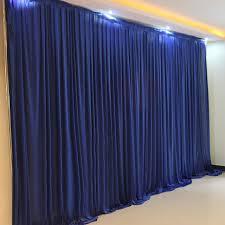 wedding backdrop blue online shop 10x20ft silk wedding backdrop party event