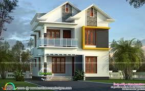 Home Design And Floor Plans Neat And Simple Small House Plan Kerala Home Design And Floor