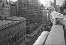 the american past nyc in focus a decisive moment marilyn monroe