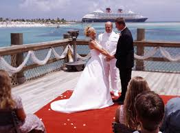 disney cruise wedding disney cruise line weddings vow renewals orlando florida