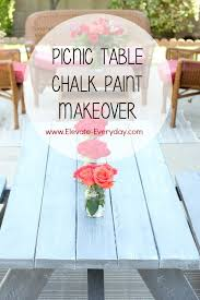 Ideas For Painting Garden Furniture by Best 20 Picnic Table Paint Ideas On Pinterest U2014no Signup Required