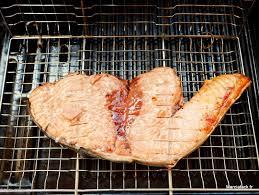 comment cuisiner le thon thon cuit au barbecue marciatack fr