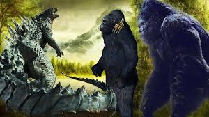 king kong godzilla movie kids kinkong dinosaurios