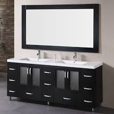 dcor design pratt 72 bathroom vanity set with mirror