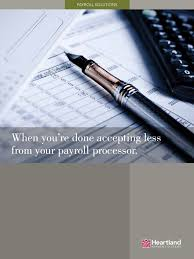 heartland payroll solution full presentation